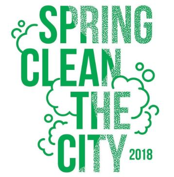 Spring Clean the City Logo